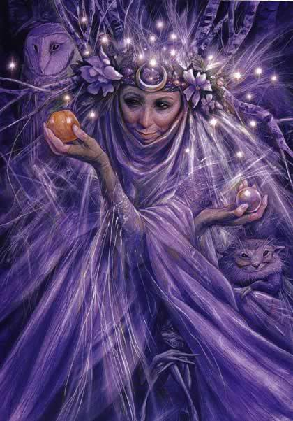 Goddess Crone - Gods And Goddesses 1